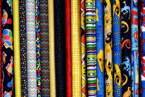 современные ткани